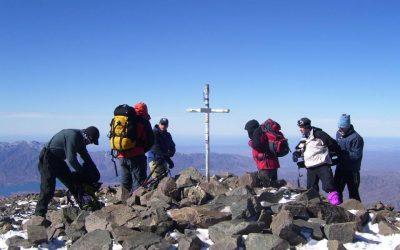 Iniciación en montaña