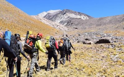 Nevado de Cachi. Cumbre Hoygaard 6180 msnm. Salta.