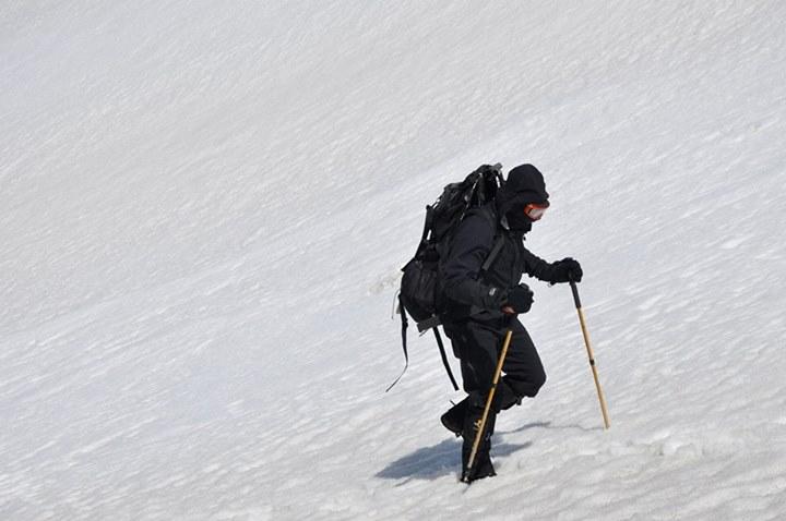 Expedicion al Volcan Quewar 6150 msnm. Variante x  Santa. Rosa