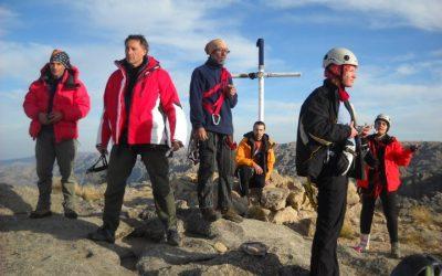 Ascensos y trekkings en los Gigantes.