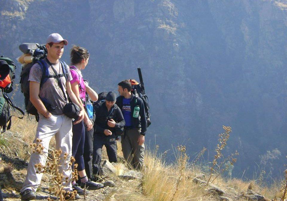 Trekking Cerro Áspero y Pueblo Escondido. Córdoba