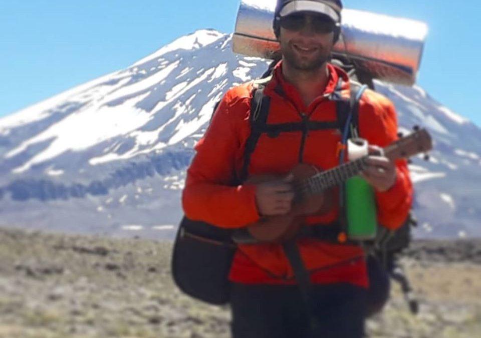 Ascenso al Volcán Maipo 5323 msnm. Laguna del Diamante. Mendoza