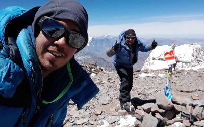 Expedición al Cerro Aconcagua en 18 días. Techo de America