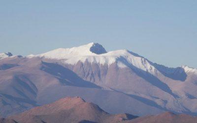 Ascenso al Nevado de Chañi por la ruta oeste desde Moreno. Jujuy