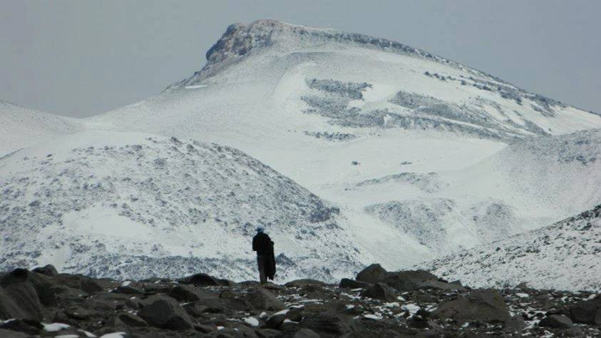 Volcán Ojos del Salado 6853 msnm. La 2ª de América. Ruta Argentina.