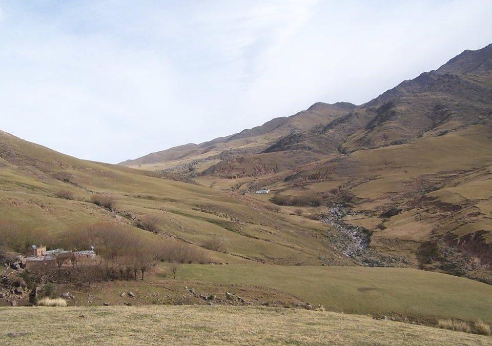 Trekking de Tafi del Valle a Siambon. De las montañas a la yunga Tucumana
