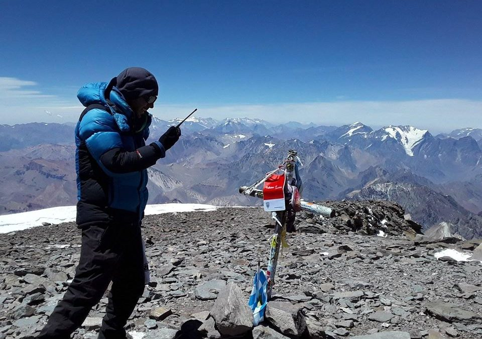 Aconcagua 18 días. Full Services. 7summits circuit