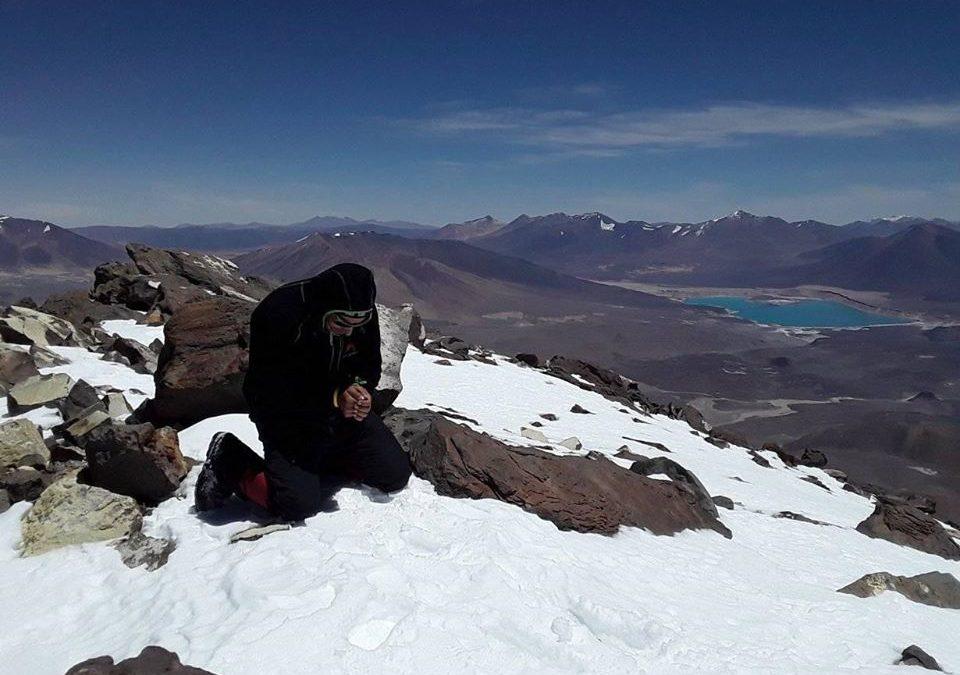 Gira Volcánica 2 x 6000. Volcanes Incahuasi 6640, S.Francisco 6040