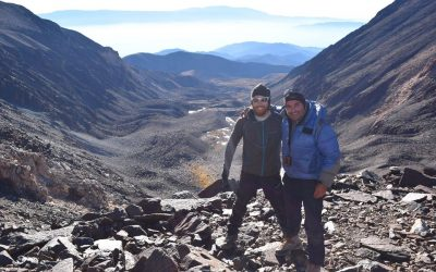 Nevado de Cachi. Cumbre Libertador Gral. San Martin 6356
