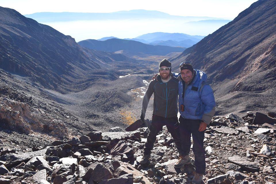 Expedición al Nevado de Cachi. Cumbre Hoygard 6180 msnm. Salta