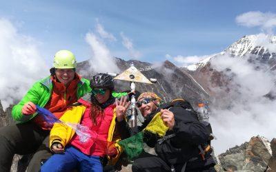 Solo para EXIGENTES ! Ascenso al Cerro Franke 4833.