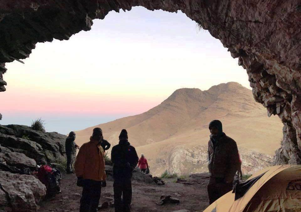 INICIATE ! Cerro Tres picos 1238 msnm. Sierra de La Ventana