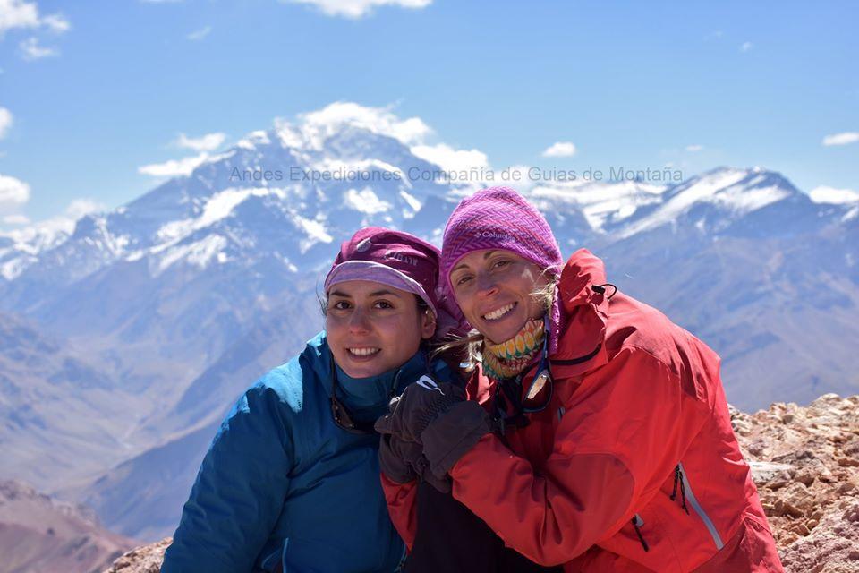 Ascenso al Cerro Penitentes 4351 metros. Mendoza