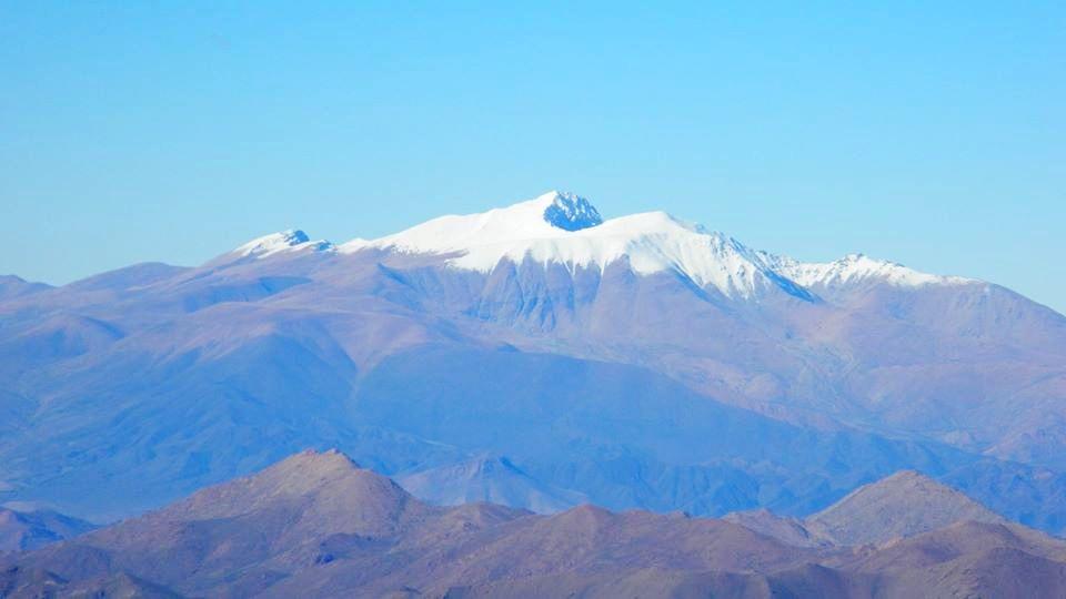 Nevado de Chañi 5896. Techo de los Andes Jujeños