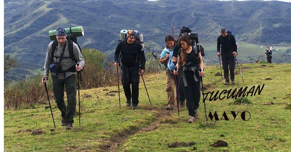 TREKKINGS Y ASCENSOS EN TAFI DEL VALLE