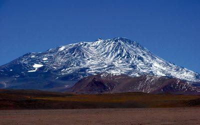 Volcan Bonete Chico 6759. La 4ª cima de America.La Rioja.