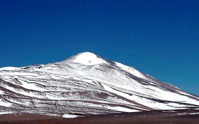 Expedición al volcán Veladero 6436 msnm. La Rioja