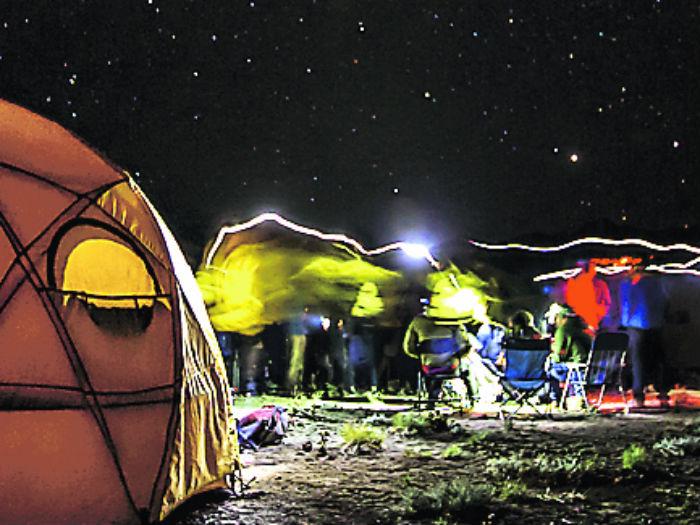 Trekkings de AÑO NUEVO en ACONCAGUA. Happy New Year!