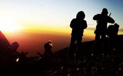 Expedición al cerro Vallecitos 5450. Mendoza