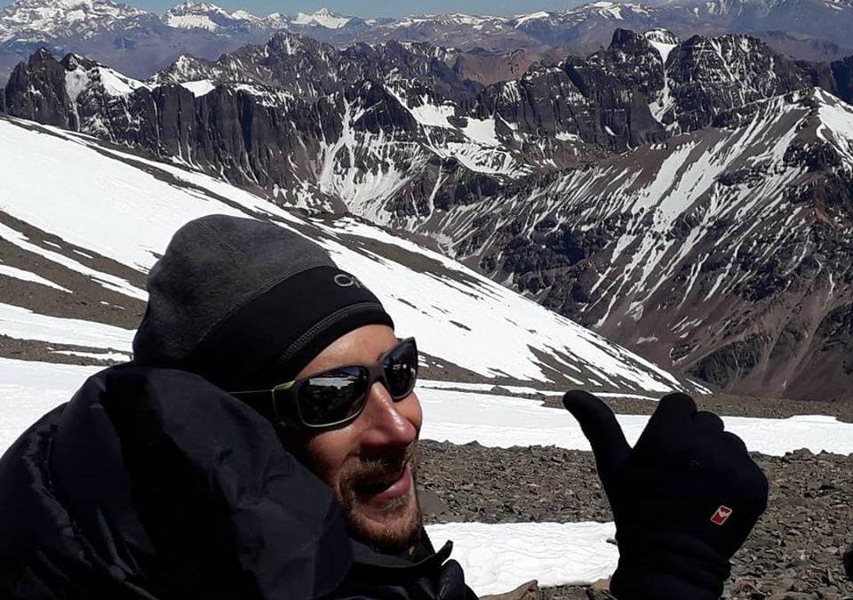 Expediciones al cerro Plata 5968 o al Pico Vallecitos 5450. Mendoza