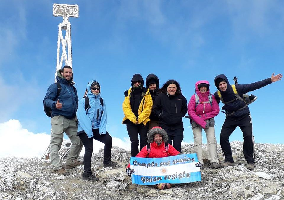 Trekking Cruce de los Andes, paso Portillo. Mendoza a Chile.