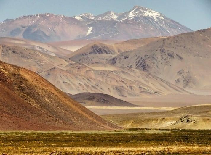 Expedición Volcán Ojos del Salado 6853. 2ºcima de América. Catamarca