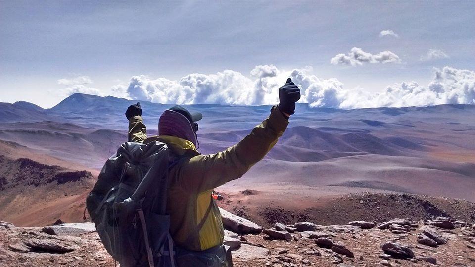 Volcán Chucula 5895 msnm, una expedición de exploración.