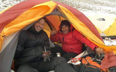 Expedicion Cerro Montura 5000