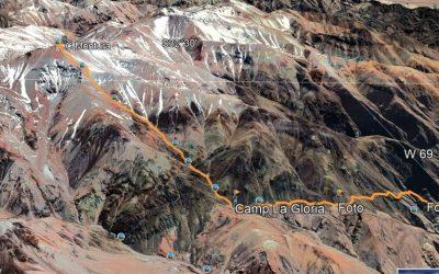 CERRO MONTURA 5000 msnm