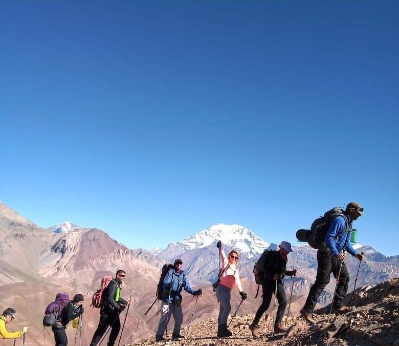 Cerro Penitentes 4351msnm