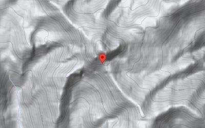 Ascenso al Cerro Leñas Sur 4225