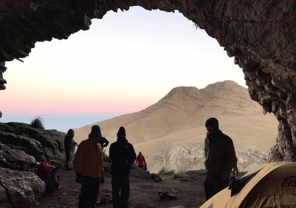 Cerro Tres Picos. Andes Aconcagua Expediciones