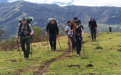 Trekking Tafi del Valle a Siambón