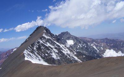 Vocabulario de montaña, montanismo, expediciones y trekkings